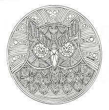 mandalas para pintar colorindo parchment craft mandala coloring
