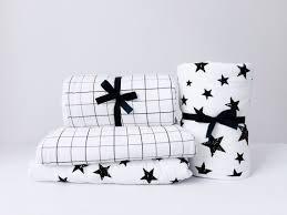 Baby Blanket Comforter Comforter Baby Monochrome Nursery Decor Baby Blanket Baby