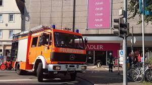 Feuerwehr Bad Hersfeld Rauch Im Kaufhaus Adler In Bad Hersfeld Motor Der Rolltreppe Bei