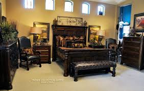 Spanish Style Bedrooms Tuscan Style Bedroom Furniture Descargas Mundiales Com