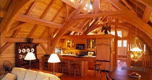 Post And Beam Home Construction Timber Frame Home And Barn - Post beam home designs