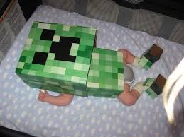 Minecraft Villager Halloween Costume Minecraft Creeper Amazing Kids U0027 Halloween Costumes