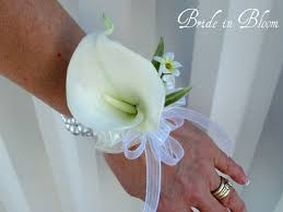 How To Make A Corsage Wristlet Corsage Wedding Inspiration Picmia