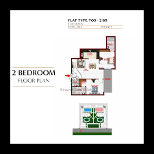 glitz apartments studio flat type t12 floor plan