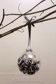 diy wedding invitation ornaments practically functional