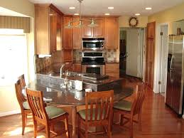 island tables for kitchen with chairs island tables for kitchen with chairs two tone large kitchen island
