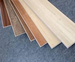 anti slip lvt pvc vinyl flooring recycled plastic wood floor tile
