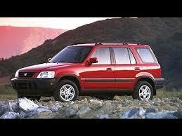 honda crv 1996 review 2000 honda cr v start up and review 2 0 l 4 cylinder