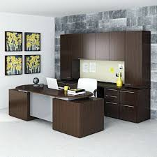 Contemporary Home Office Furniture Graceful Contemporary Home Office Desks 31 Awesome Rustic
