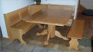 Nook Kitchen Table by Wood Benches With Storage Corner Nook Kitchen Table With Bench