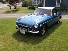 original paint and interior 34 000 miles and no rust mgb for sale