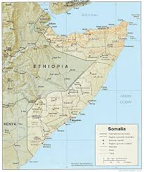 Niger Africa Map somalia 4gwar
