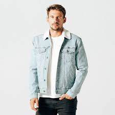 Light Denim Jacket Mens Denim Jackets Dstld