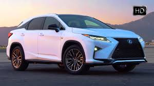 lexus suv blue the all new 2016 lexus rx 350 f sport luxury suv exterior
