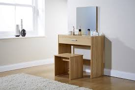 vanity dressing table with mirror home source julia dressing table set 3 colours with stool and mirror