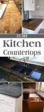 Diy Kitchen Countertops 12 Diy Countertops That Will Blow Your Mind Diy Countertops