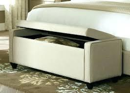 leather storage bench bedroom u2013 floorganics com