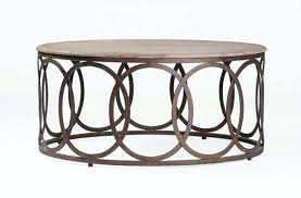 round wood and metal end table top new wood and metal sofa table property plan inspiring round