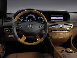 mercedes inside mercedes cl inside cars wallpapers