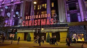christmas lights at selfridges london 2013 sbally1 flickr