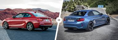Bmw M235i Interior Bmw M235i Vs Bmw M2 U2013 Performance Coupe Clash Carwow