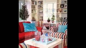 Decorating With Red Furniture How To Decorate A Red Bookcase For - Red sofa design ideas