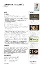 Ministry Resume Template Youth Pastor Resume Samples Visualcv Resume Samples Database