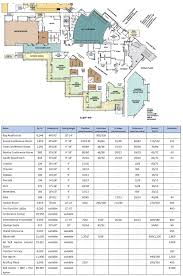 Floor Plan Com by Seattle Conference Center Floor Plans Capacity Charts Bell