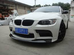 bmw e92 front bumper 08 11 e92 e93 m3 2dr vtr front bumper for bmw products from china