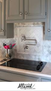 Painted Backsplash Ideas Kitchen 75 Best Tile Images On Pinterest Backsplash Ideas Kitchen