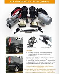 Is Air Ride Suspension Comfortable Volcano Air Ride Suspension Kit Car Air Suspension 110150 System