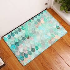 Teal Kitchen Rugs Gorgeous 9 Turquoise Kitchen Rugs Designs Home Rugs Ideas