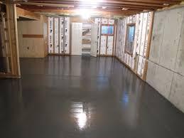 paint cement floor basement options jeffsbakery basement u0026 mattress