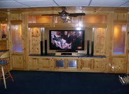 the best man caves from the woodworkers shoppe man caves television room