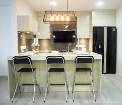 Modern Kitchen For Small Condo Malaysia Kitchen Modern Design Normabudden Com