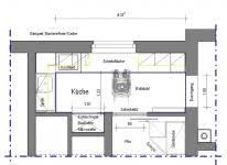 barrierefreie küche planungsbüro bernard bahr wohnberatung 55 beispiel gestaltung