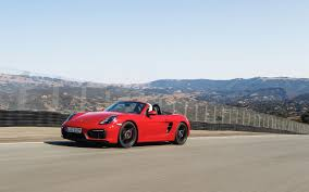 porsche boxster 2017 new names for the 2017 porsche cayman and boxster the car guide