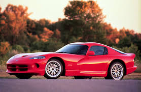Dodge Viper Old - thirteen cars that will scare the daylights out of you