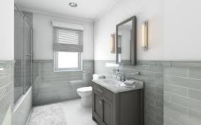 Bathroom D Graphics Hightech Style Interior Design - Bathroom design 3d