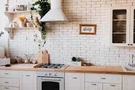 kitchen cabinet backsplash ideas the best kitchen backsplash ideas that are easy cheap