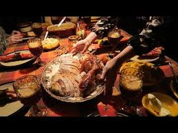 thanksgiving day in chicago parade food and family reunion 2017
