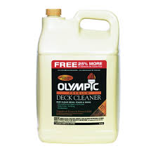 olympic premium deck cleaner 52125a s2 outdoor cleaners ace