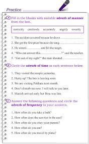 42 best adverbs images on pinterest english grammar adverbs and