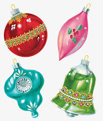 decorations ornaments colorful png and psd