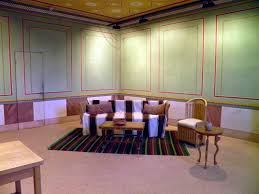 German Living Room Furniture File Reconstructed Furniture And Mural Painting In Of The