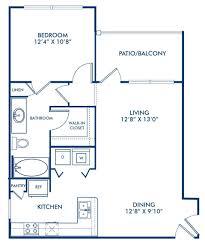 100 panther hall floor plan studio apartments in san