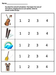 syllable worksheets free worksheets library download and print