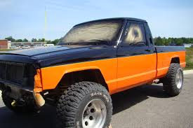 jeep pickup comanche jeep mj build u2013 the paint job auto education 101
