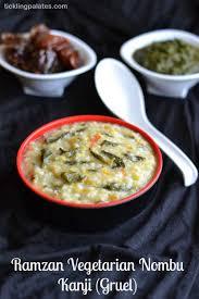 ramadan cuisine ramzan nombu kanji recipe vegetarian nombu kanji iftar recipes