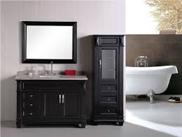 small white single bathroom vanity with vessel sink inspiration
